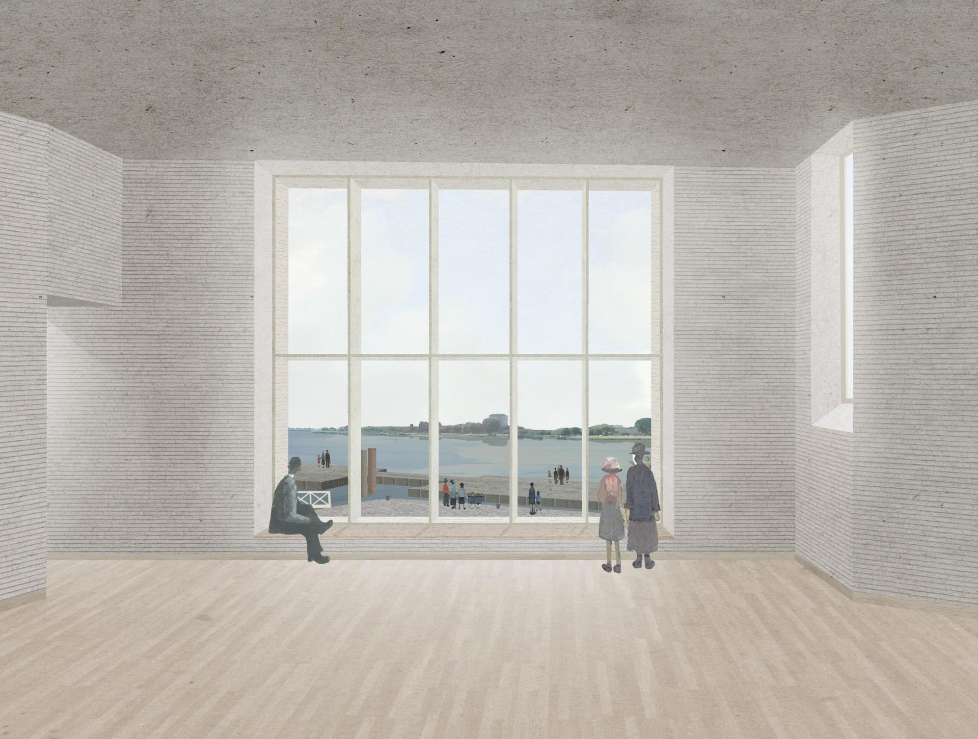 Steen In Interieur : Ag vespa schipperskwartier en centrum